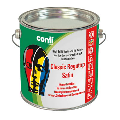 Conti Coatings Classic ReguTop Satin
