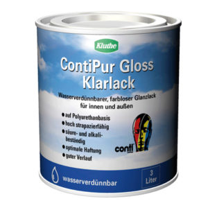 Conti Coatings Contipur Gloss Klarlack