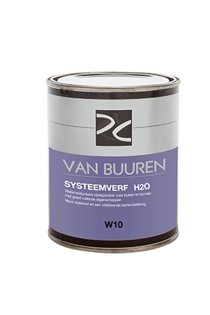 Systeemverf h2o