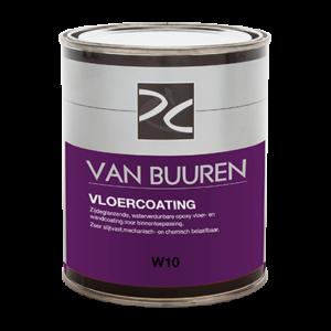 Van Buuren Vloercoating H2O 1 L