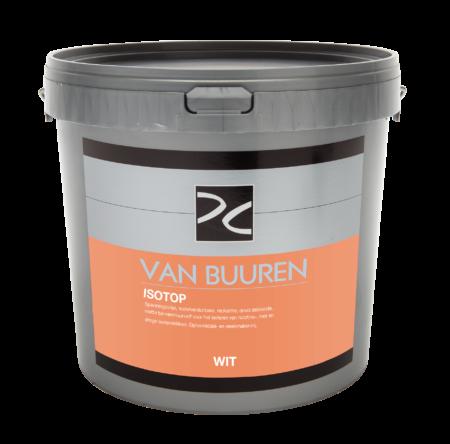 IsoTop Van Buuren 10 liter