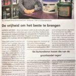 Interview met Nico Oosthoek