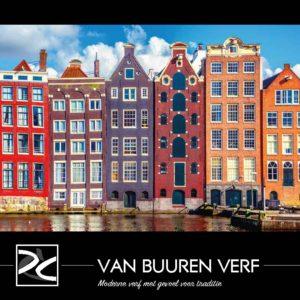 Brochure Van Buuren Verf
