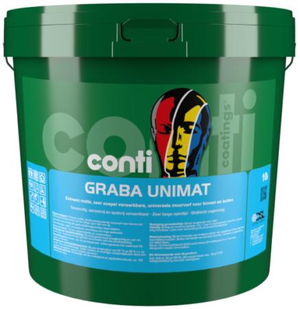 10 Liter groen Graba Unimat (Nieuw)